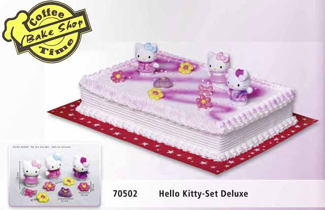 Hello Kitty- Set Deluxe