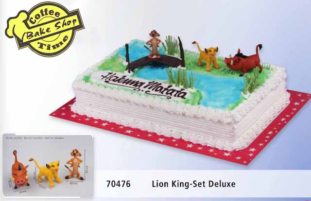 Lion King-Set Deluxe