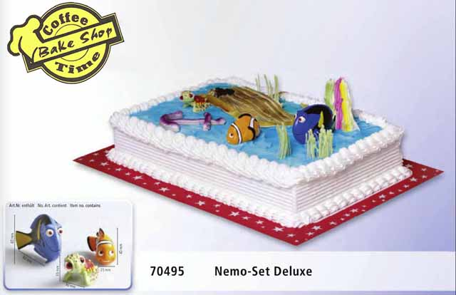 Nemo-Set Deluxe