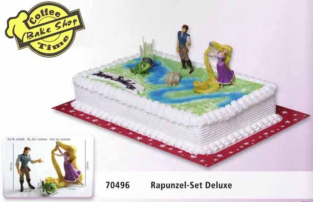 Rapunzel-Set Deluxe