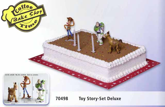 Toy Story 2- Set Deluxe
