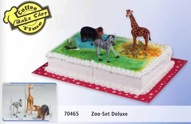 Zoo Set Deluxe